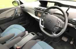 Citroen Grand C4 SpaceTourer, 2018, interior