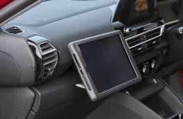 Citroen C4, 2021, tablet holder