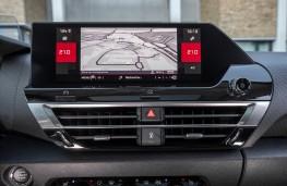 Citroen C4, 2020, display screen