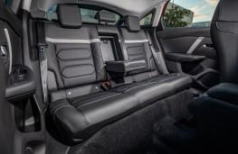Citroen C4, 2020, rear seats