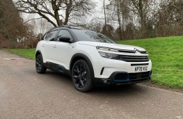 Citroen C5 Aircross Shine Plus Plug-in Hybrid, 2021, front