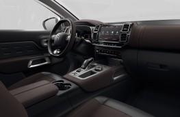Citroen C5 Aircross, 2018, interior