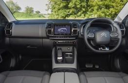 Citroen C5 Aircross PHEV, 2021, interior