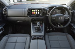 Citroen C5 Aircross, 2019, interior