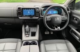 Citroen C5 Aircross Shine Plus Plug-in Hybrid, 2021, interior