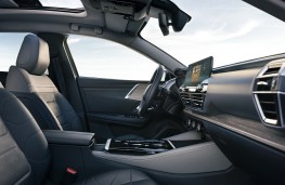 Citroen C5 X, 2021, interior