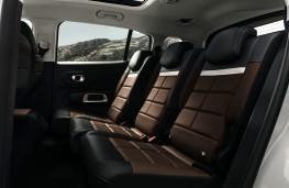 Citroen C5 Aircross, 2018, rear seats
