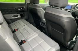 Citroen C5 Aircross Shine Plus Plug-in Hybrid, 2021, rear seats