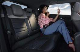 Citroen C5 X, 2021, rear seats