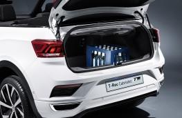 Volkswagen T-Roc Cabriolet, 2019, boot