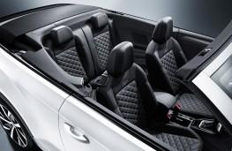 Volkswagen T-Roc Cabriolet, 2019, cabin