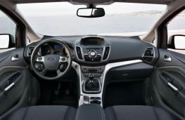 Ford Grand C-MAX, interior
