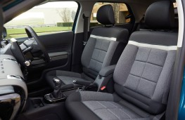 Citroen C4 Cactus, 2018, seats, front