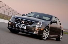 Cadillac STS, 2008