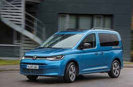 Volkswagen Caddy, 2020, front