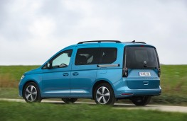 Volkswagen Caddy, 2020, rear