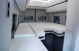 Volkswagen Grand California 680, 2019, beds