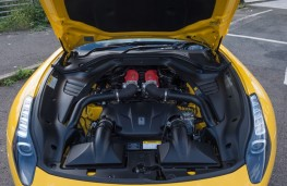 Ferrari California T, 2017, engine