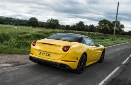 Ferrari California T, 2017, rear