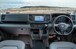 Volkswagen Grand California 680, 2019, interior