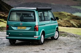 Volkswagen California, 2020, rear