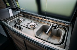 Volkswagen California, 2020, sink and cooker