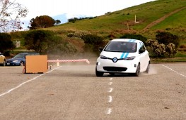 Renault Callie, autonomous test car