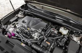 Toyota Camry, 2019, engine