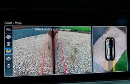 Mercedes-Benz E-Class Coupe, 2017, parking camera