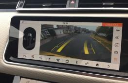 Range Rover Velar, 2017, camera, reversing