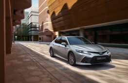 Toyota Camry, 2021, front