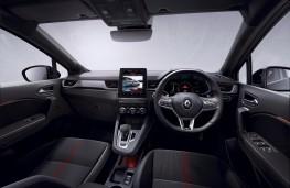 Renault Captur E-Tech, 2021, interior