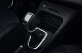Renault Captur dCi 90 EDC, 2017, automatic transmission