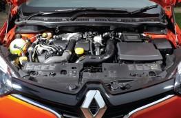 Renault Captur, engine