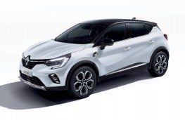 Renault Captur dCi 90 EDC, 2017, front, action