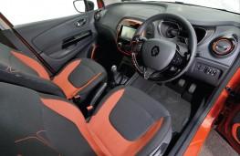 Renault Captur, interior