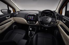Renault Captur, 2017, interior
