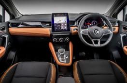 Renault Captur, 2019, interior