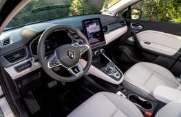 Renault Captur, 2019, interior, automatic