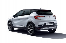 Renault Captur, rear