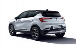 Renault Captur E-Tech, 2021, rear