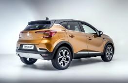 Renault Captur, 2019, rear