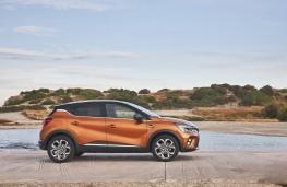 Renault Captur, 2019, side