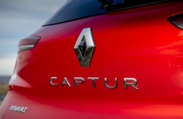Renault Captur, 2020, badge