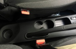 Renault Captur, 2017, cup holder