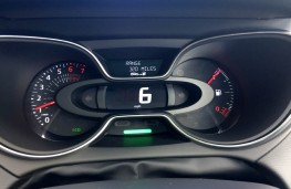Renault Captur, 2017, instrument panel, eco light