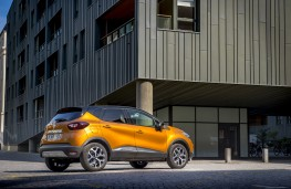 Renault Captur Signature S Nav, 2017, side, static
