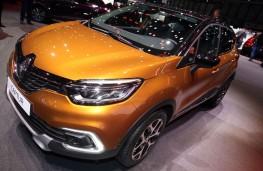 Renault Captur, Geneva Motor Show 2017