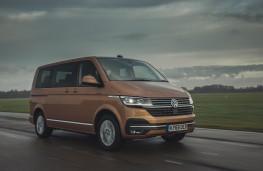 Volkswagen Caravelle, 2020, front