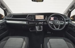 Volkswagen Caravelle, 2020, interior
